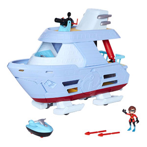The Incredibles 2 Hydroliner