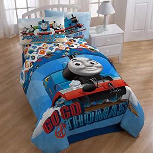 Thomas the Tank Engine Go Go Microfiber Twin Comforter