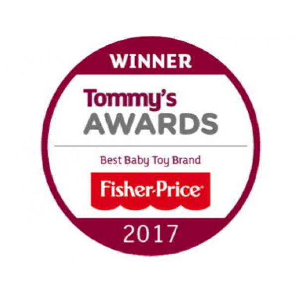 Tommy's Awards - Best Baby Toy Brand - Fisher-Price