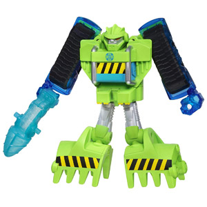 Transformers Playskool Heroes Rescue Bots Energize Boulder the Construction-Bot