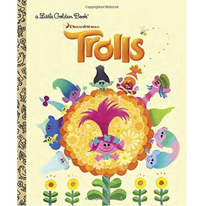 Trolls Little Golden Book
