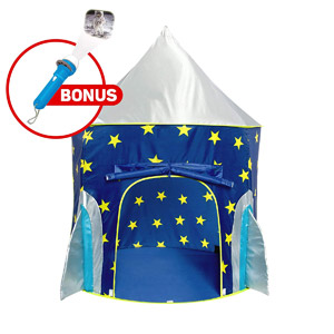 "USA Toyz ""Rocket Ship"" Kids Play Tent"