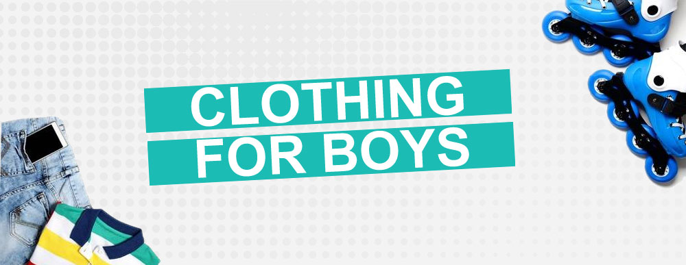 Clothes For 4 Year Old Boys