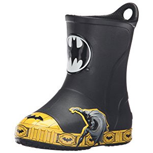 crocs Bump It Batman Rain Boot