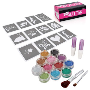 BMC Tattoo Body Art Design Stencils Kit