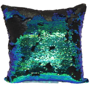 "Brentwood Mermaid 18"" Decorative Pillow"