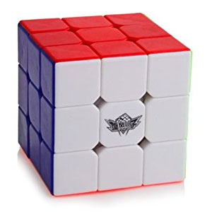 D-FantiX Speed Stickerless Magic Cube