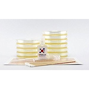 EZ BioResearch Bacteria Science Kit