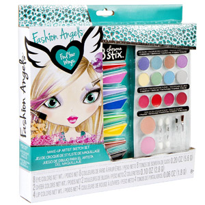 Fashion Angels Make-Up Artist Studio-Box Set