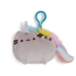 GUND Pusheenicorn Backpack Clip