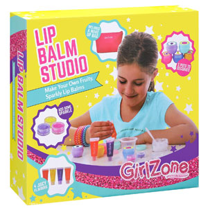 GirlZone: DIY Make Your Own Lip Balm Kit