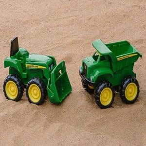 John Deere Sandbox Vehicle (2 Pack)