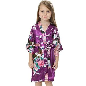 Robe Kimono Satin Joytton