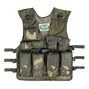 Kids Army Camouflage Combat Vest