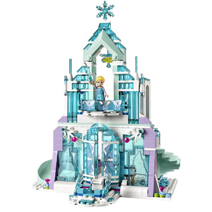 LEGO Disney Princess Elsas Magical Ice Palace