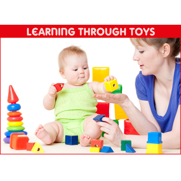 Learning Through Toys