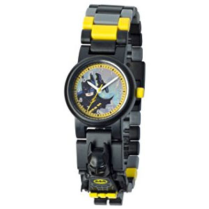 Lego Batman Movie Batman Minifigure Watch