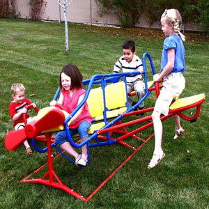 Lifetime Ace Flyer Teeter-Totter