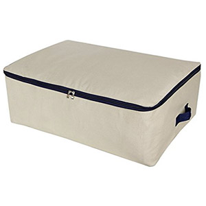 Lifewit Underbed Storage With Zipper