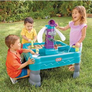 Little Tikes Sandy Lagoon Waterpark Play Table