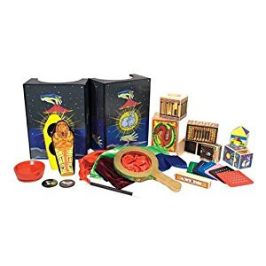 Melissa & Doug Deluxe Solid-Wood Magic Set