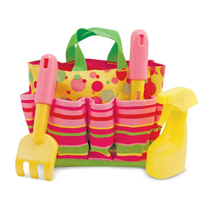 Melissa & Doug Sunny Patch Gardening Tote Set