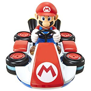 Nintendo Mario Kart RC Racer Vehicle