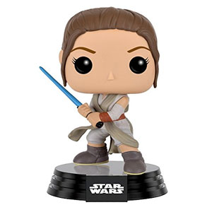 POP Star Wars: Rey with Lightsaber