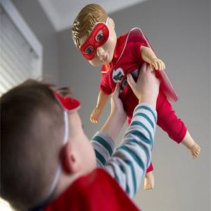 PlayMonster Superhero Will Wonder Crew Buddy