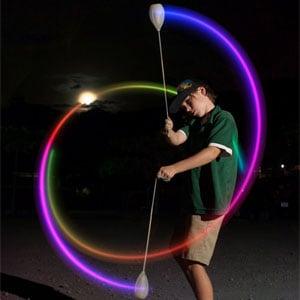 Podpoi LED Poi
