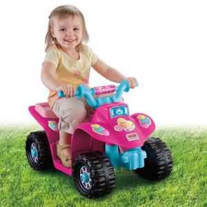 Power Wheels Barbie Lil Quad