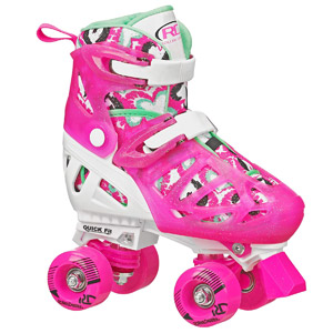 Roller Derby Trac Star Adjustable Roller Skates