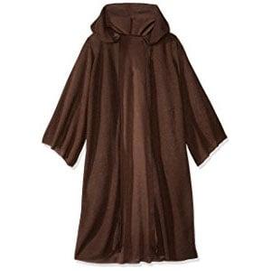 Rubies Star Wars Deluxe Hooded Jedi Robe