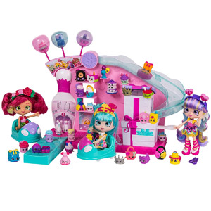 SHOPKINS JOIN THE PARTY LARGE PLAYSET