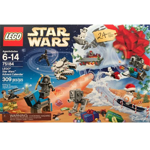 LEGO Star Wars Advent Calendar 75184
