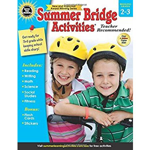 Summer Bridge Activities, Grades 2 - 3