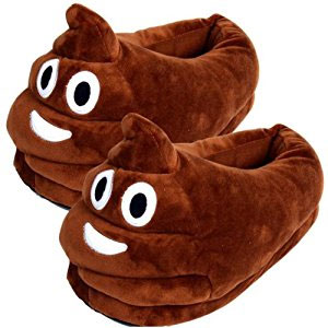 Cute Emoji Cartoon Slippers