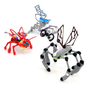 3Doodler Start HEXBUG Make Your Own Micro Robotic Creatures