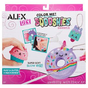 Alex D.I.Y. Color Me! Squooshies Sweets