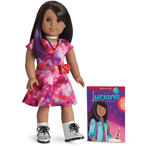 American Girl Luciana Vega - American Girl of 2018
