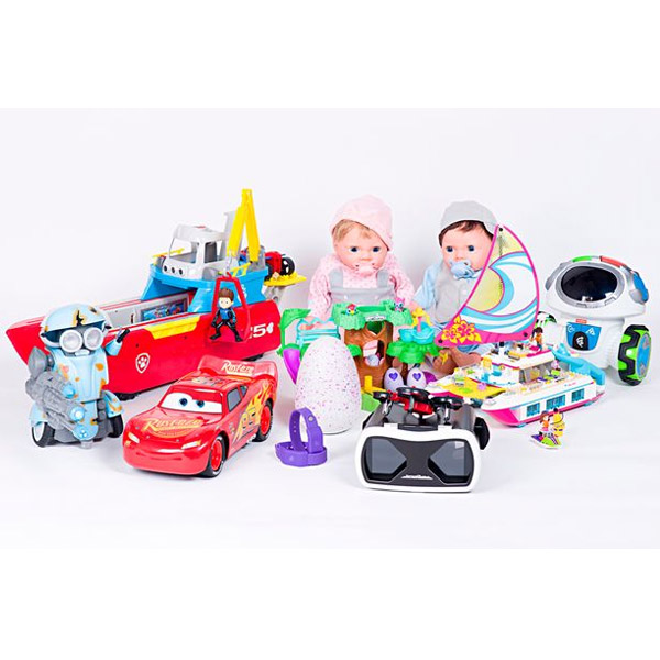 2017 Popular Toys : Argos reveals top toy list for christmas buzz