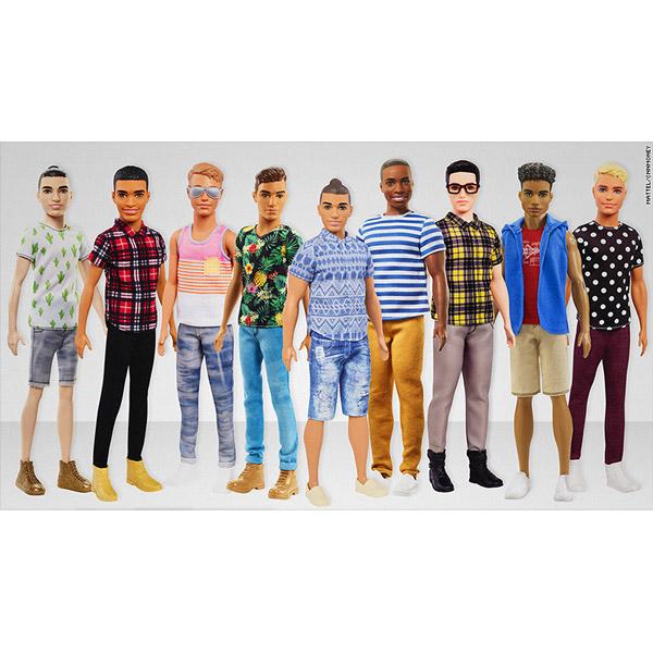 Ken Fashionistas Dolls