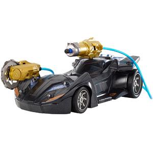 Batman Knight Missions Air Power Cannon Attack Batmobile