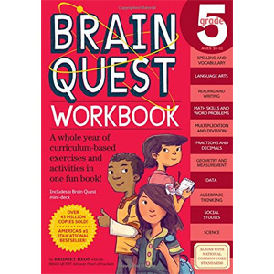 Brain Quest Grade 5