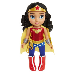 DC Super Hero Girls 15-inch Toddler Dolls