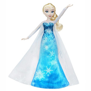 Disney Frozen Play A Melody Gown