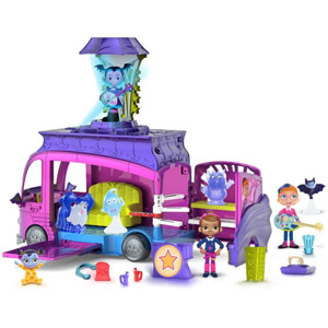 Disney Junior Vampirina Rock N Jam Touring Van