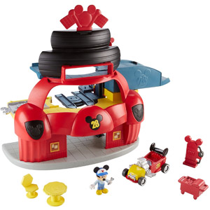 Mickey & Roadster Racers Roadster Racers Garage