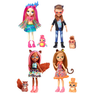Enchantimals Doll & Friend