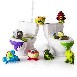 Flush Force Series 1 - Bizarre Bathroom